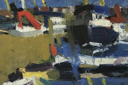 John Dobbs, Boats at Maldon 1
