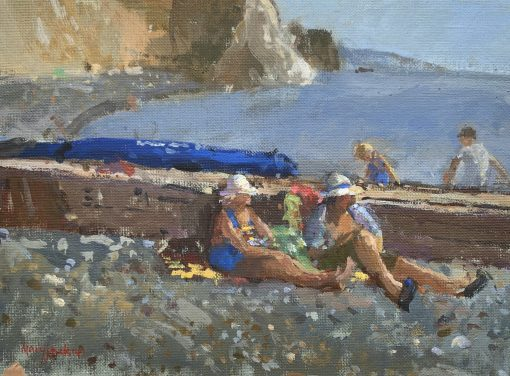 Mary Jackson, Swimmers 1