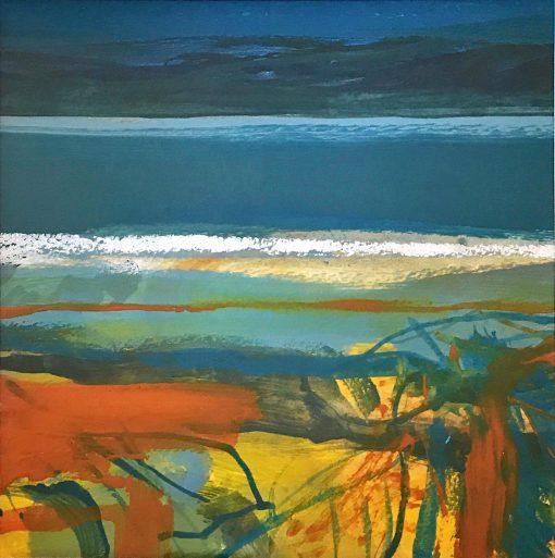 Calm Shore Edges II 1