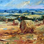 Landscape Painting with Oils & Palette Knife with Rupert Acker