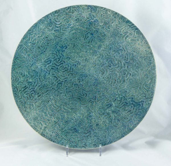 Turquoise Coral Bowl 1