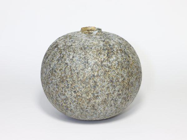 Blue Bronze Bowl with Manganese 1