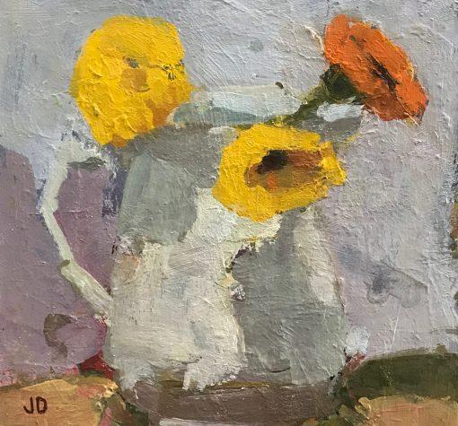 John Dobbs, Two Yellow and Orange 1