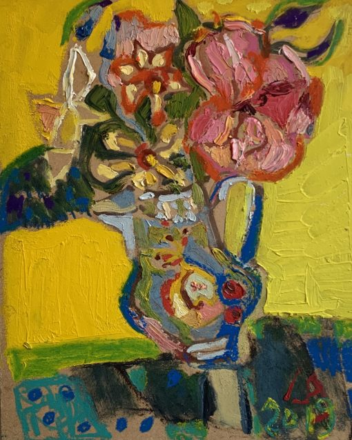 Leonie Gibbs, Flower Study II 1