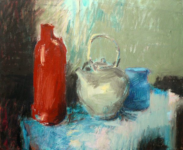 Nicky Basford, Red Jug 1