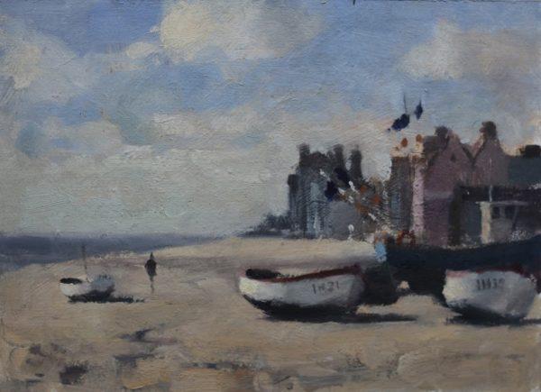 Archie Wardlaw, Arldeburgh 1
