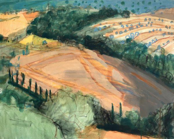 Nicky Basford, Piero della Francesca Country 1