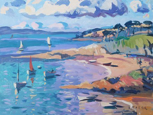 Andrew Tozer, Helford Passage Beach 1