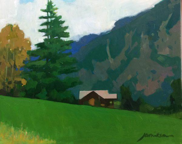 Charles Jamieson, Meadows Chamonix 1