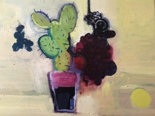 Marissa Weatherhead, Cactus and Lemons 1