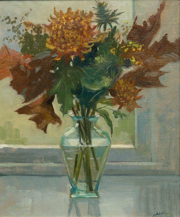 Daisy Sims-Hilditch, Autumnal Still Life 1