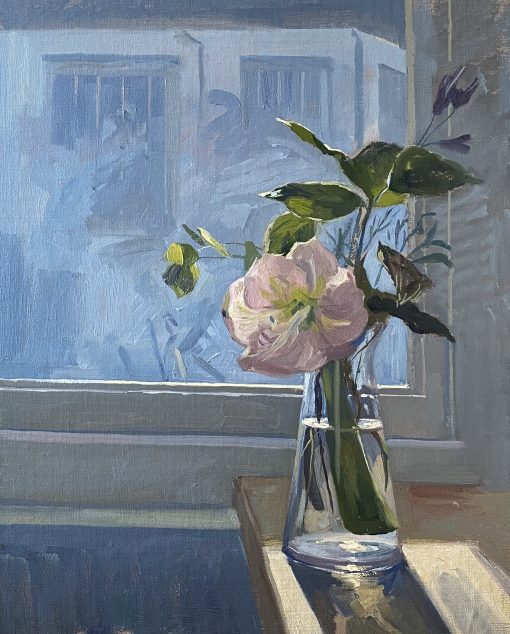 Daisy Sims-Hilditch, Flowers at Rosetti Studio 1