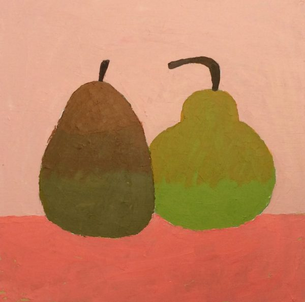 Sophie Harding, A Pair of Pears 1