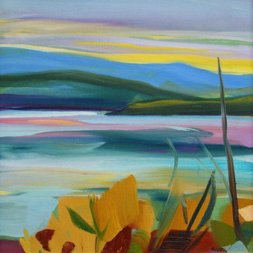Shona Barr, Peaceful Loch 1