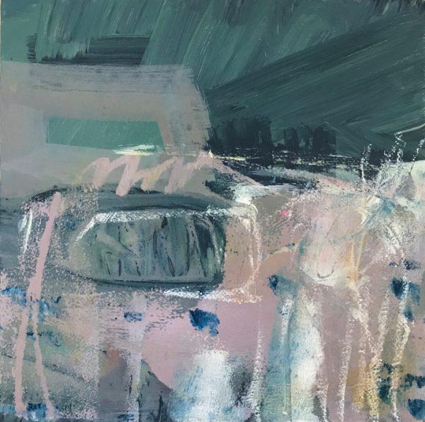 Claire Oxley, Frozen Silt 1