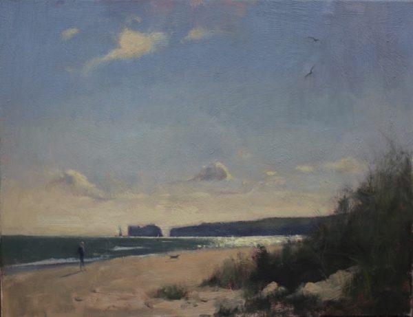 Archie Wardlaw, Studland Beach 1