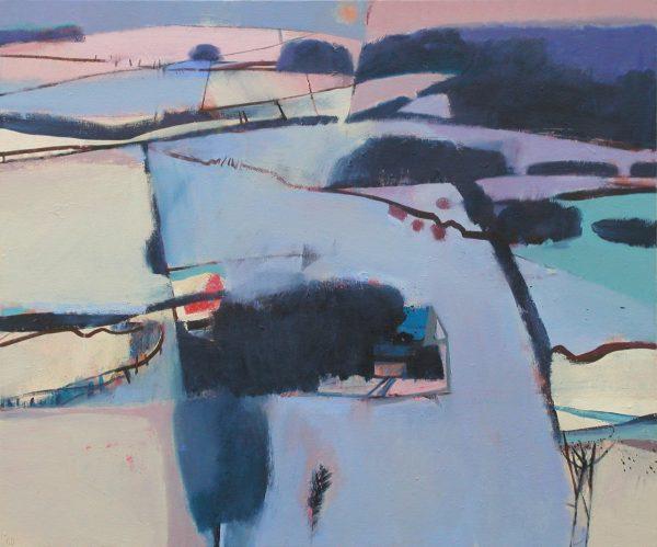 Gerry Dudgeon, Blackthorn Winter 1