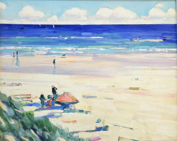 Terence Clarke, Rhosilli Beach 1