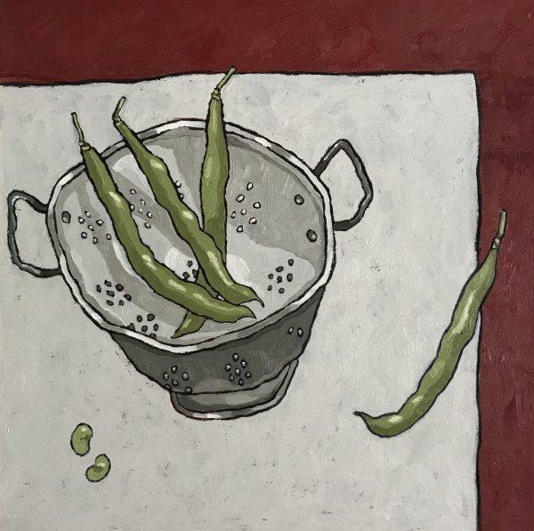 Jane Hooper, Broad Beans 1