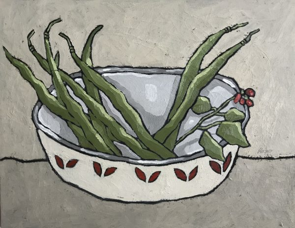 Jane Hooper, Runner Beans 1