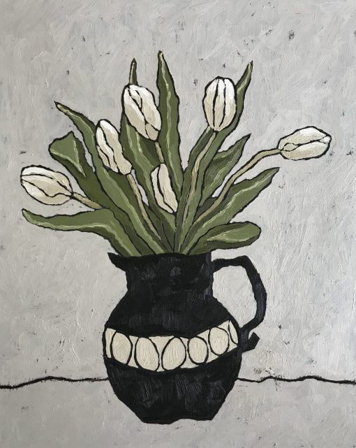 Jane Hooper, Tulips 1