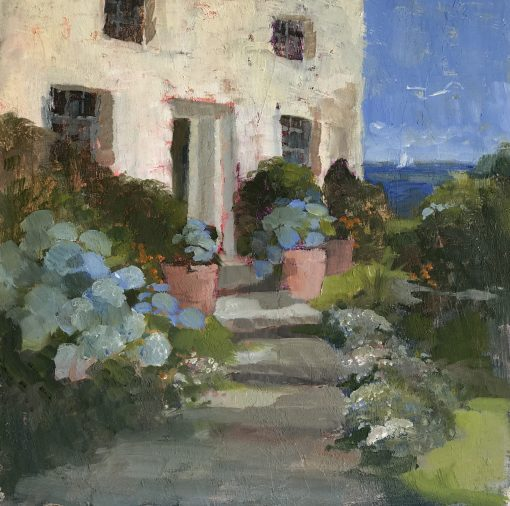 Jenny Sutton, The Cornish House 1