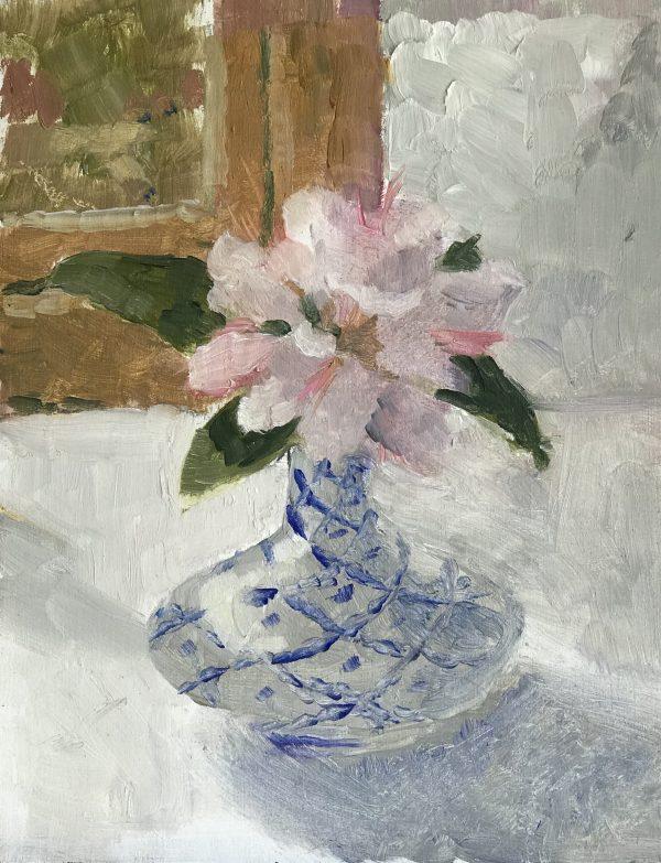 Jenny Sutton, A Winter Bloom 1