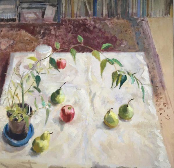 Dorothy Dent, Studio Still Life 1
