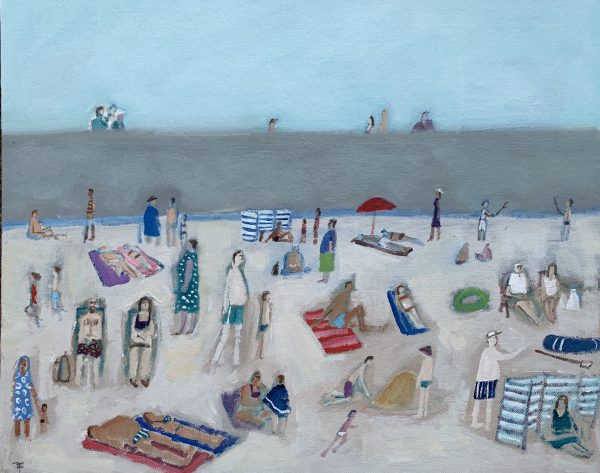 David Fawcett, Beach Life 1