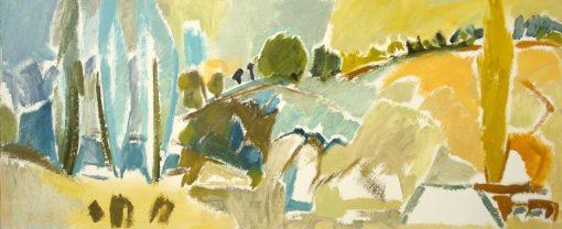 Margaret Devitt, Poplars 1