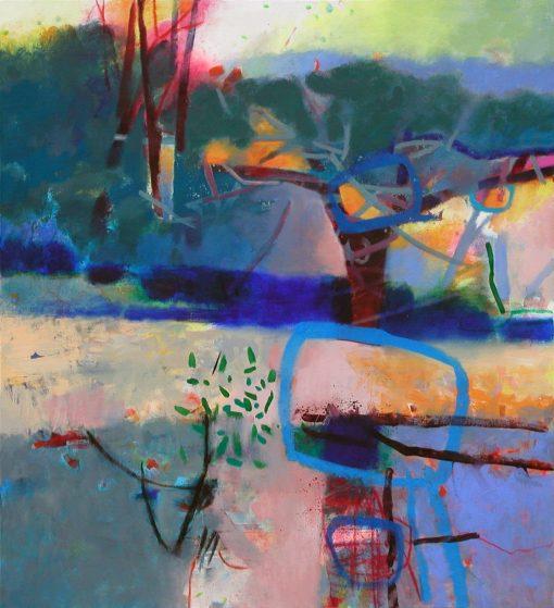 Gerry Dudgeon, Prunus Shogetsu 1