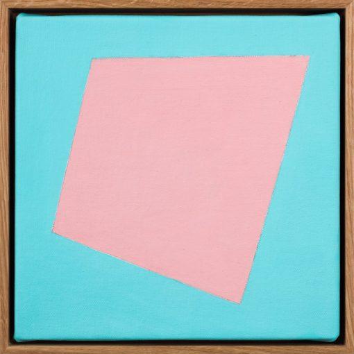 Julie Umerle, Unfolded Polygon 1