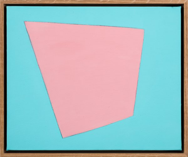 Julie Umerle, Unfolded Polygon IV 1