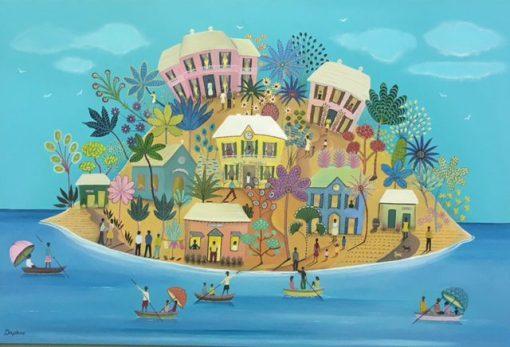 Daphne Stephenson, Island Life 1