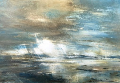 Zarina Stewart-Clark, Late Afternoon, Jura 1