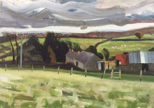 Arabella Shand, Carmarthenshire Farm 1