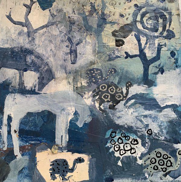 Colette Clegg, The Animal Garden 1
