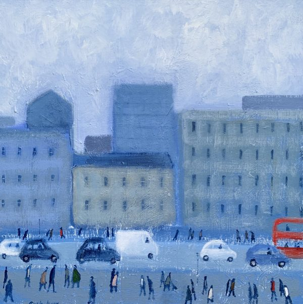 David Fawcett, Rush Hour 1