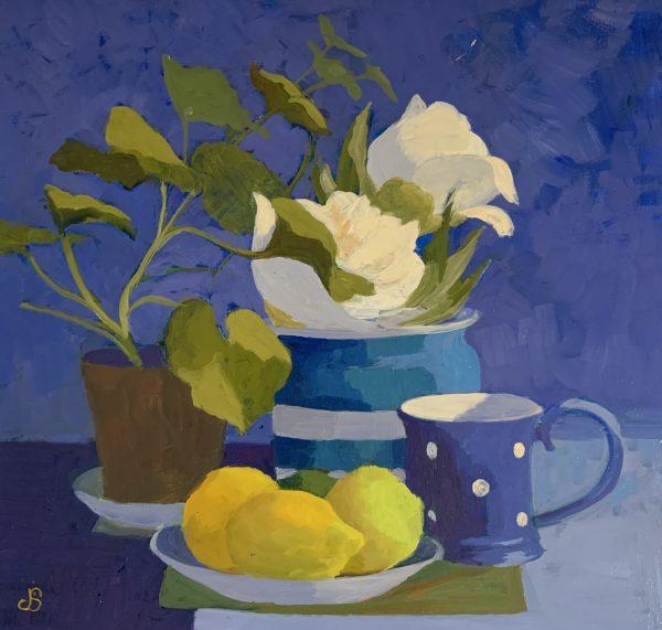 Jenny Sutton, Summer Blue 1