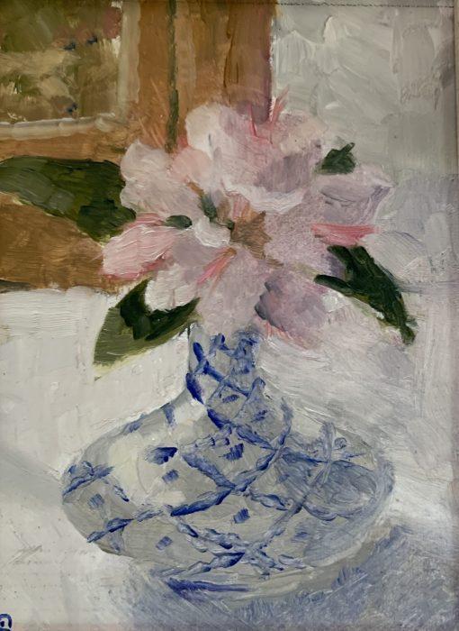Jenny Sutton, A Single Winter Bloom 1