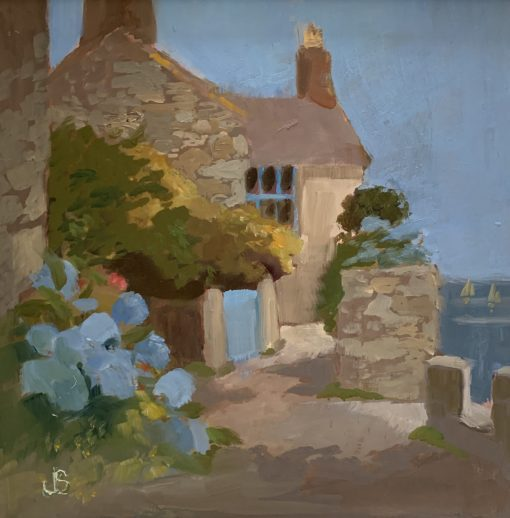 Jenny Sutton, A House in Cornwall 1