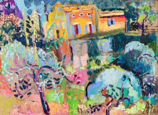 Leonie Gibbs, Moroccan Days 1