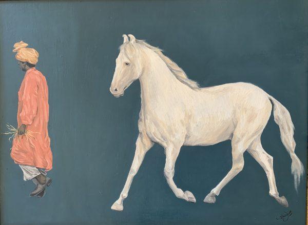 Jazzy Westinghouse, Punjab Horse 1