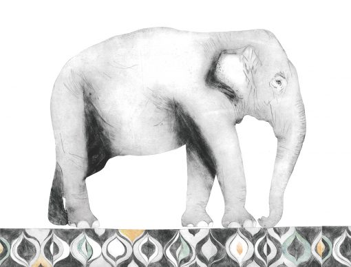 Beatrice Forshall, Indian Elephant 1