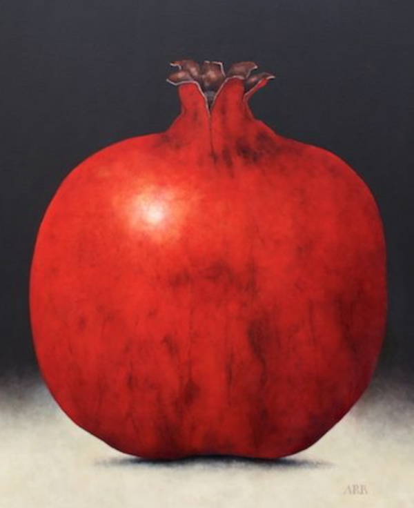 Alison Rankin, Small Pomegranate 1