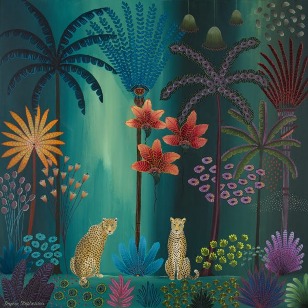 Daphne Stephenson, Twilight Jungle Paradise 1