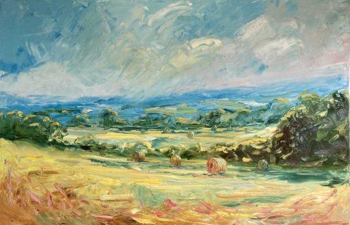 Rupert Aker, Summer Fields Study 1