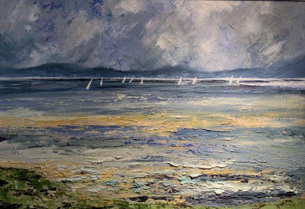 Nadia Stewart-Clark, Still Waters, Iona 1