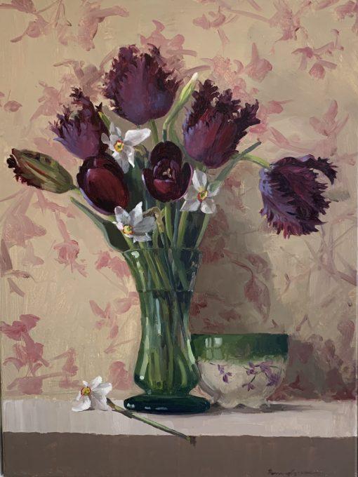 Penny German, Tulips 1