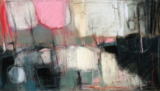 Jeannette Hayes, Garden Shadows 1